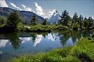 Matterhorn Reflections by AnnieSnel