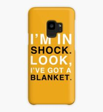 Shock Blanket Case/Skin for Samsung Galaxy