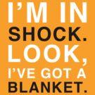 Shock Blanket by ohsotorix3