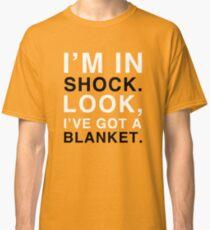 Shock Blanket Classic T-Shirt