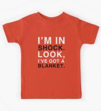 Shock Blanket Kids Clothes