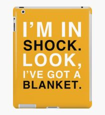 Shock Blanket iPad Case/Skin