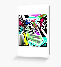 DBirdy3 Greeting Card