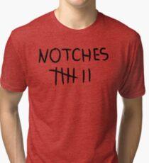Notches Tri-blend T-Shirt