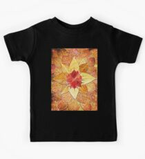 Golden Leaf Kids Tee