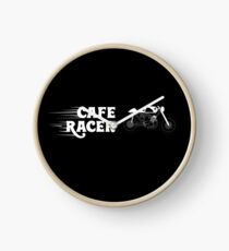 Cafe Racer Version 2 Clock