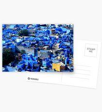 BLUE CITY JODHPUR Postcards