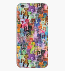 Pussies Galore 1 iPhone Case