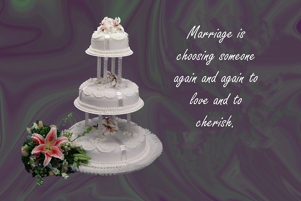 Marriage is.... by CardLady