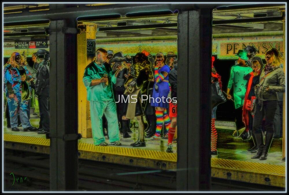 Subway scenes 1 by JMS Photos
