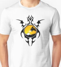tribal quads Unisex T-Shirt