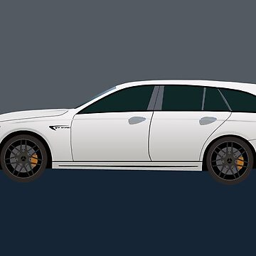 Mercedes-Benz AMG E63 S Wagon  by jgarnas