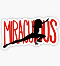 Miraculous Sticker