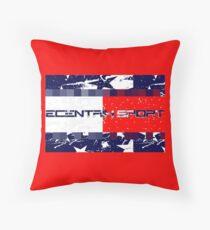 Ecentrik Sport Throw Pillow