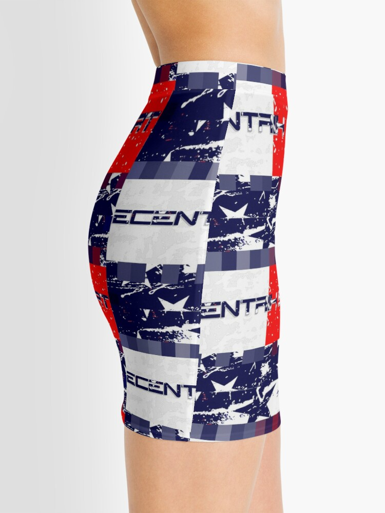 Alternate view of Ecentrik Sport Mini Skirt