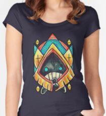 Snorunt Women's Fitted Scoop T-Shirt
