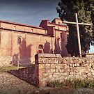 Church in Africa (Italy) by Cvail73