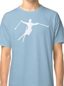 ski : silhouettes Classic T-Shirt