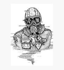 Jammer Deployed - Mute Photographic Print