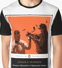 Jordan B. Peterson, Dragon Slayer Graphic T-Shirt