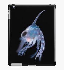 Crustacean planktonic larva iPad Case/Skin