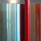 Shiny Shapes by Christina Backus