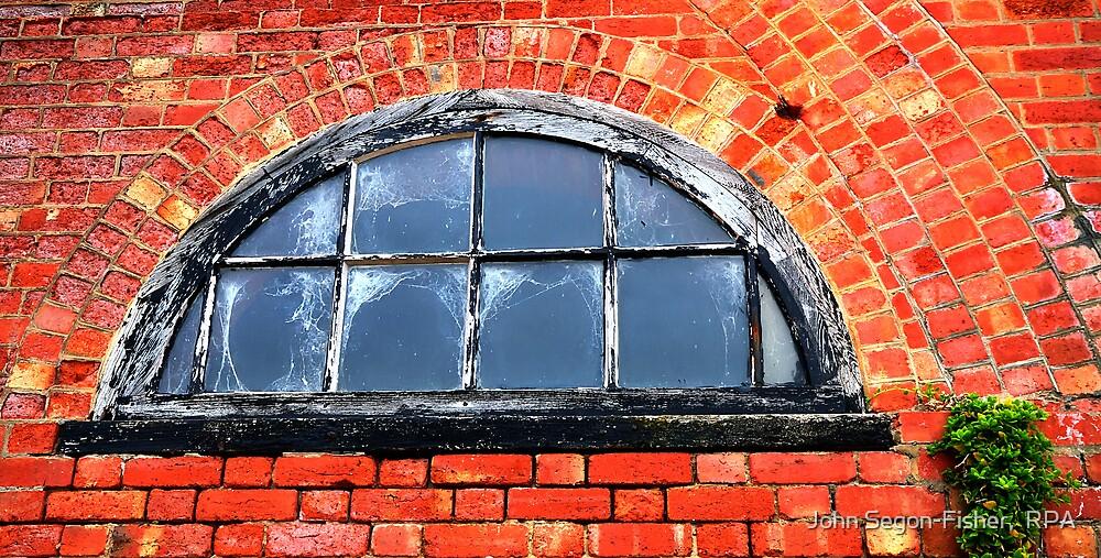 Window by John Segon-Fisher,  RPA