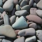 Pastel Pebbles by Amanda White