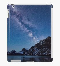 Bow Lake's Dramatic Summer Skies iPad Case/Skin