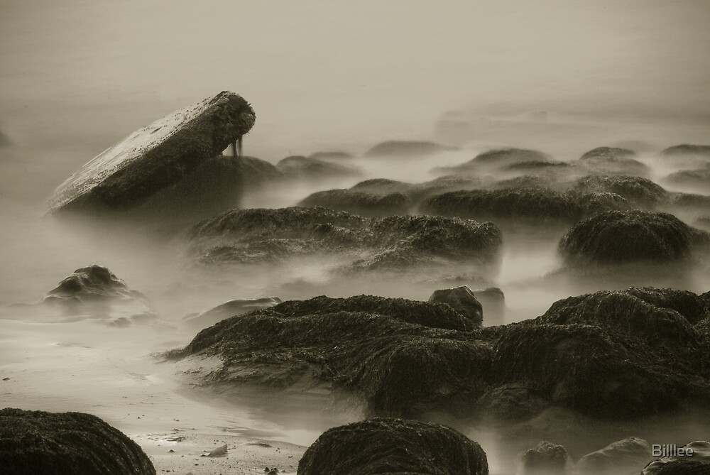 Elemental Rocks and Water. by Billlee