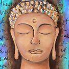 Buddha by Kristen Fagan
