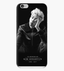 Jonghyun - In Memoriam iPhone Case