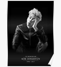 Jonghyun - In Memoriam Poster