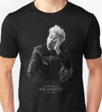 Jonghyun - In Memoriam Unisex T-Shirt