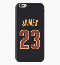 LeBron James Jersey iPhone Case