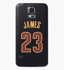LeBron James Jersey Case/Skin for Samsung Galaxy