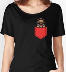 In oz una pocket Women's Relaxed Fit T-Shirt