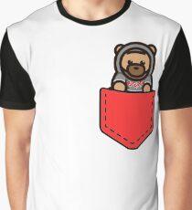 In oz una pocket Graphic T-Shirt