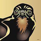 Harrier Hawk by Patricia Howitt