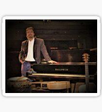 """Tony DuPuis Concert 2 Modern Pixel vibe""  Sticker"