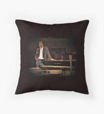 """""""Tony DuPuis Concert 2 Modern Pixel vibe""""  Throw Pillow"""