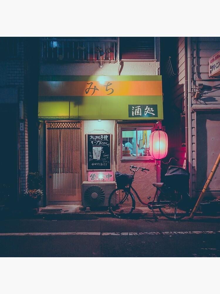 Tokyo's Ramen by HimanshiShah
