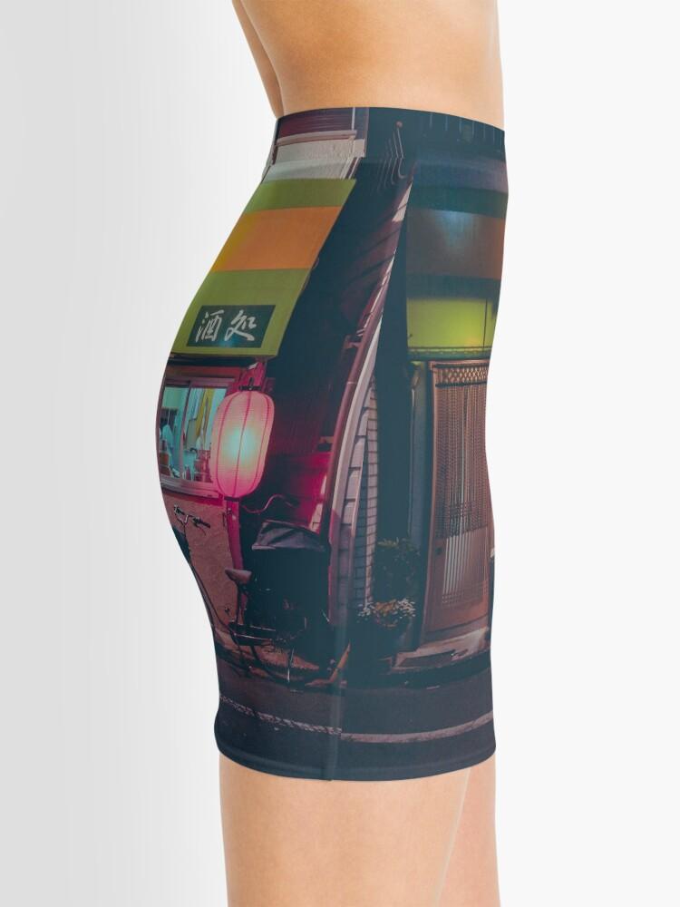 Alternate view of Tokyo's Ramen Mini Skirt