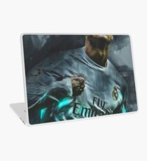 cristiano ronaldo canvas Laptop Skin