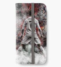 cristiano ronaldo best wallpaper iPhone Wallet/Case/Skin