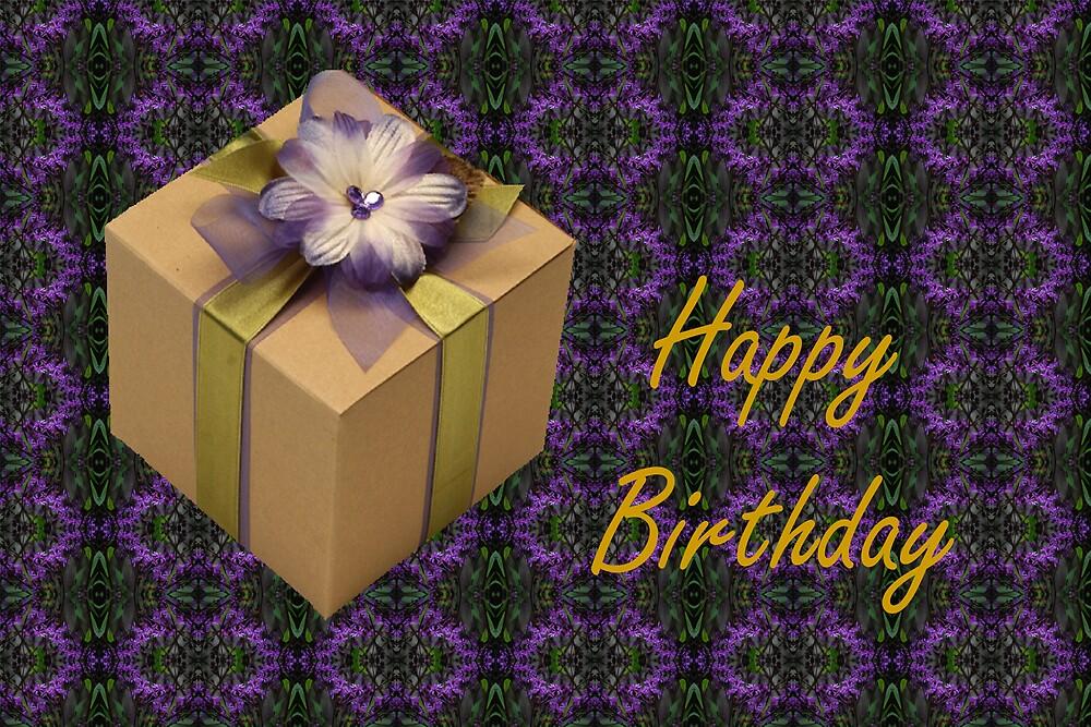Happy Birthday by CardLady