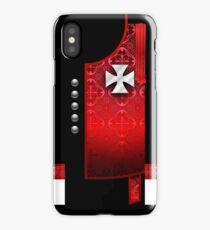 Crossmen 2014 Uniform iPhone Case/Skin
