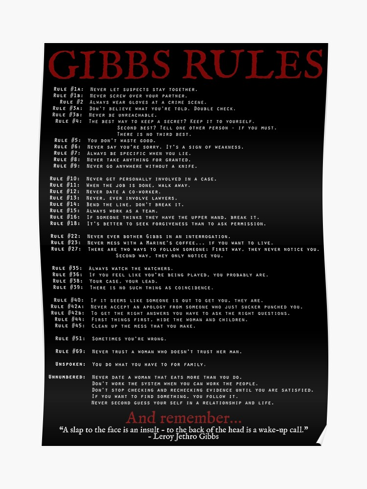 Gibbs dating NCIS