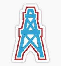 Houston Oilers Sticker