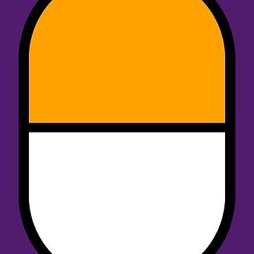 Nolan Pill Shirt by RebelTaxi